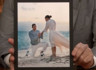 Alex Rodriguez Practiced His Proposal With His Assistant
