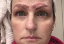 Missouri Woman's Botched Microblading Leaves Her With Four Eyebrows