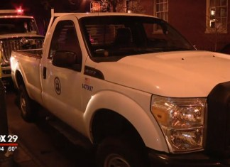 Woman Asks To Squat And Pee, Ends Up Stealing City Truck