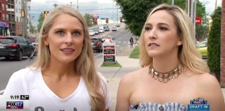 Bachelorette Parties In Nashville Were Not Happy About The NFL Draft