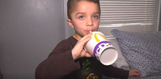 Five-Year-Old Calls 911 For McDonald's, Officer Delivers
