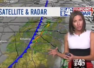 Meteorologist Receives Death Threats For Cutting Into Masters Coverage With Tornado Watch