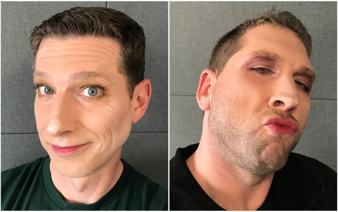 Free Beer and Hot Wings Pretty Boy Makeover: Team Maitlynn