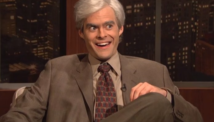 Bill Hader Finally Meets Keith Morrison From 'Dateline'
