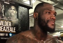 Deontay Wilder Actually Seems Serious Saying He Wants To Kill Someone In The Ring