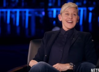 Ellen Shares An Early Career Mishap Just Before Her First 'Carson' Appearance
