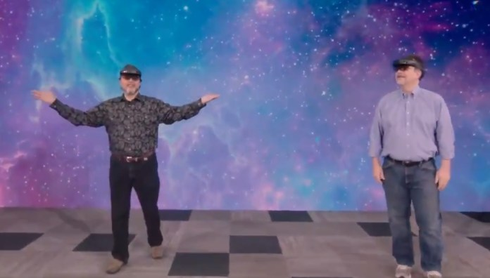 This Live Demo For Microsoft's A Live Demo For Microsoft's HoloLens 2 Was A Total Flop