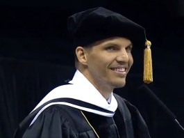 Kyle Korver Shared He Was Once Traded For A Copier During Commencement Speech