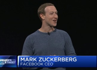 Mark Zuckerberg's Privacy Joke Falls Flat At Web Conference