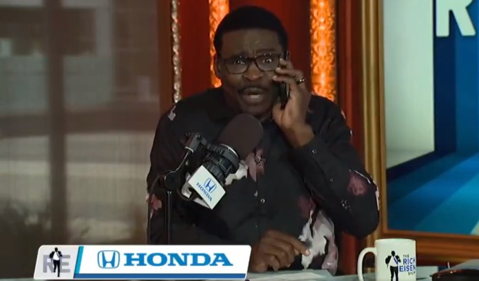 Michael Irvin Shares About When He Thought He Would Be Replaced With The Cowboys