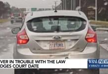 Crazy Driver In North Carolina Becomes Folk Legend