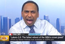 Stephen A. Smith Goes On Glorious 'Ain't Nobody Got Time For That' Rant