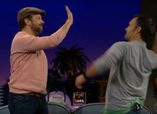 Will Forte Gives The Hardest High Fives