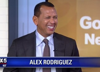 Viral Toilet Picture of Alex Rodriguez Prompts Bathroom Upgrade