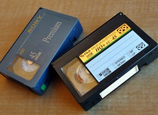 VHS Rental Place Unsurprisingly Turns Out To Be Front For Illegal Activity