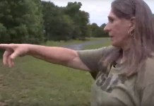 North Carolina Woman Claims She's Seen Sasquatch Around Her Home