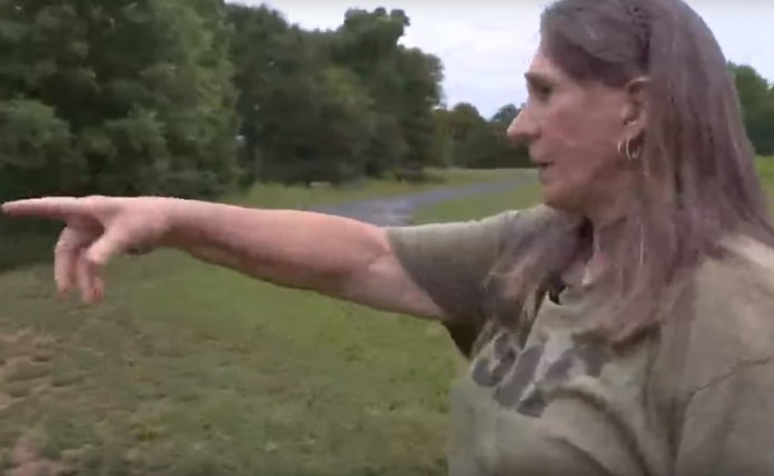 North Carolina Woman Claims She's Seen Sasquatch Around Her Home