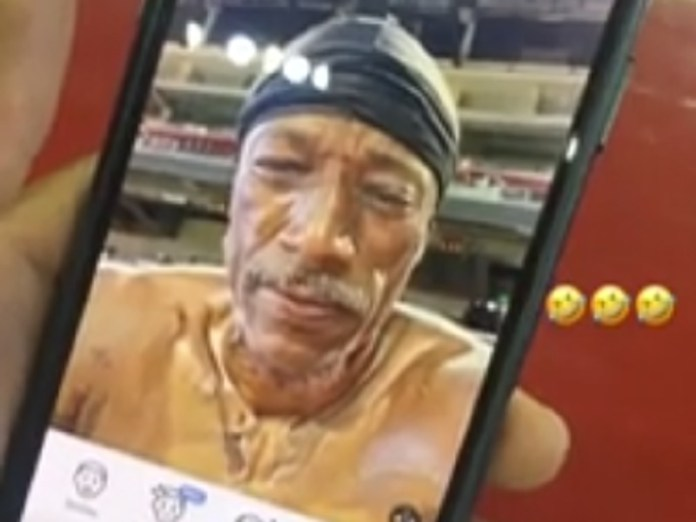 DeMar DeRozan Says Life Is Being 'F'd Up' By Old Person Filter