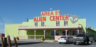 Internet Goes Nuts For 'Storm Area 51' Event