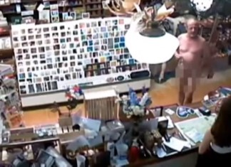 Naked Man Strolls Into Vermont Coffee Shop