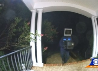 One Year Later, Old TV's Show Up On Neighborhood's Porches Again