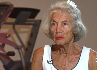 91-Year-Old Woman Breaks Record For 400 Meter Dash