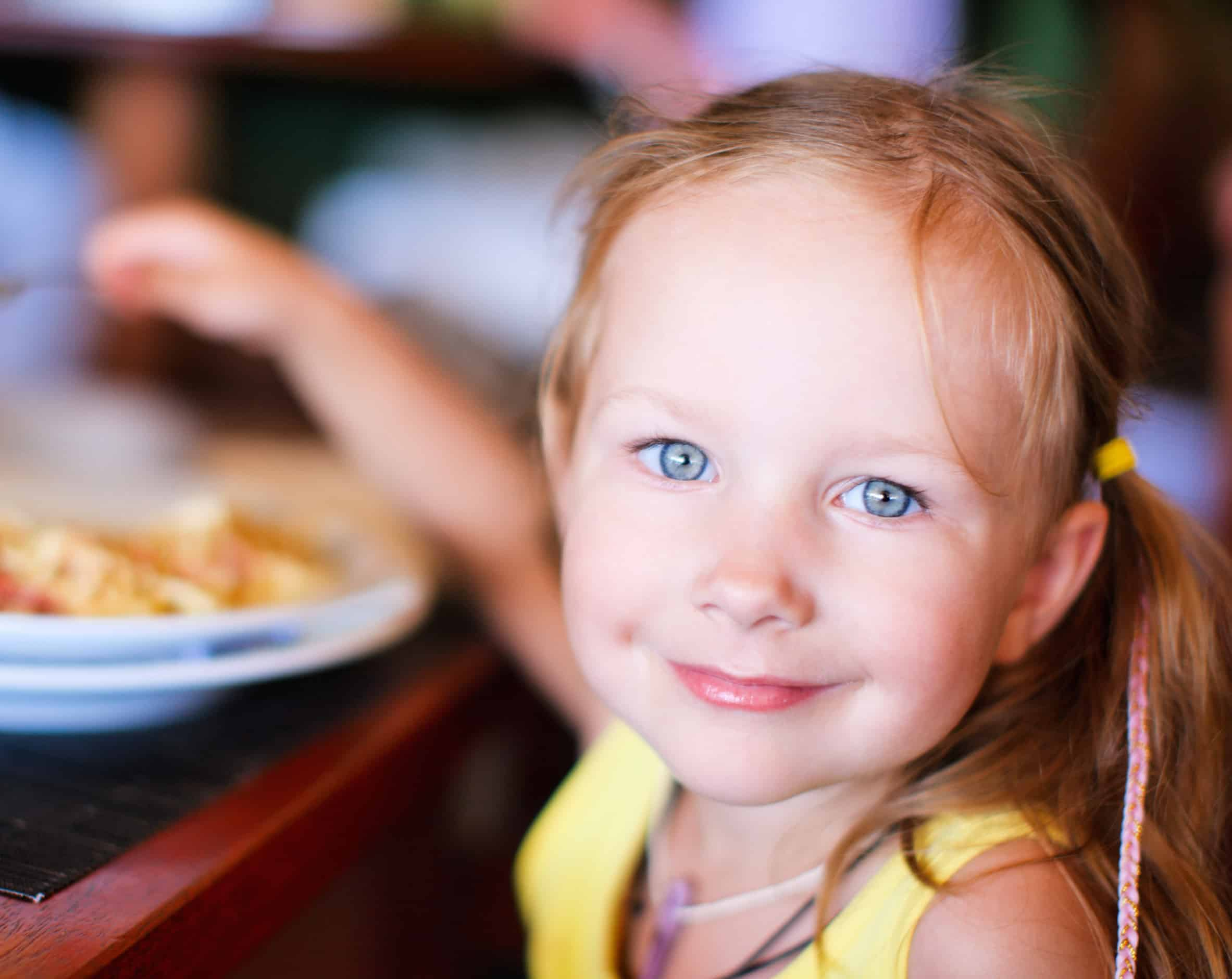 53 Places Where Kids Eat Free Or Almost Free