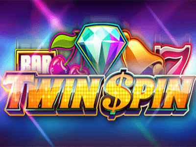 Twin Spin Slot Machine Logo