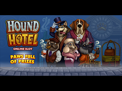 Hound Hotel by Microgaming