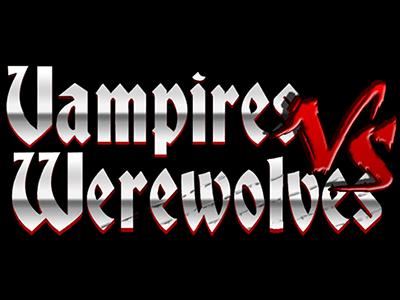 Vampires vs Werewolves by Amaya Gaming