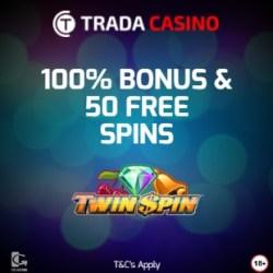 Trada-Casino-free-spins twin spin