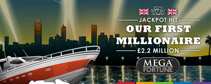 Mega Fortune jackpot Slots Million