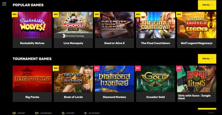Hyper casino review