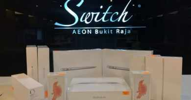 Apple Promotion! Switch Clearance Sales at AEON Bukit Raja