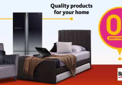 Harvey Norman 0% Instalment EzyPay Promotion 2017