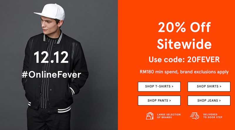 Zalora 1212 Promotion