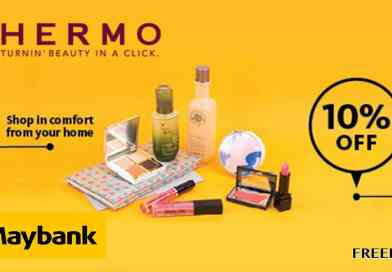 HERMO promo code – Extra 10% off with Maybank Cards