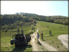 Napokon - stari Milanovački put