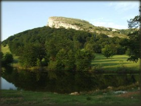 Jezero i Stol