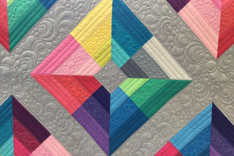 Abby's Kite Flight Quilt