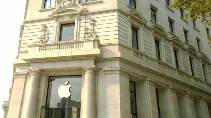 tienda apple barcelona