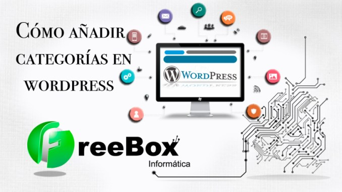 añadir entradas al menu wordpress