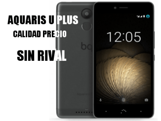 review bq aquaris u plus gerona