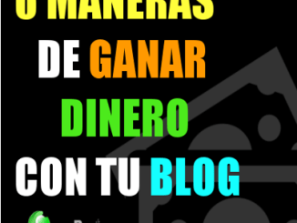 monetizar blog con adsense