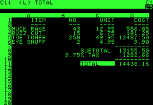 visicalc historia de apple