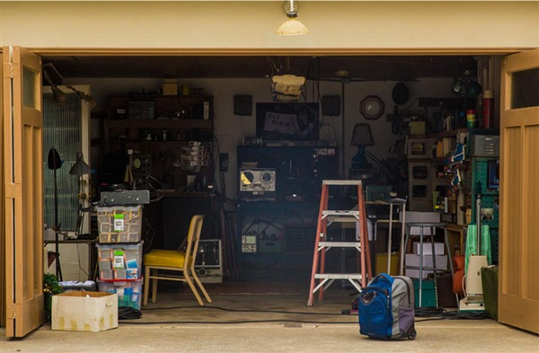 Apple garaje steve jobs