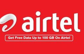 Airtel Free Data Bonus