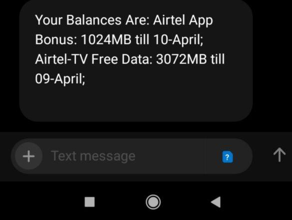 Airtel free Data 2020 – Enjoy 3GB Free Data