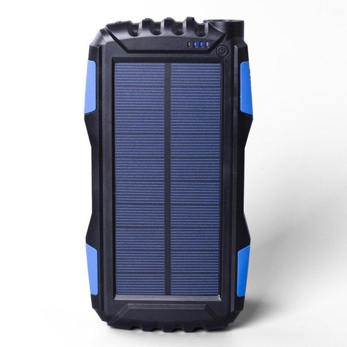 Elzle Portable Solar Power Bank