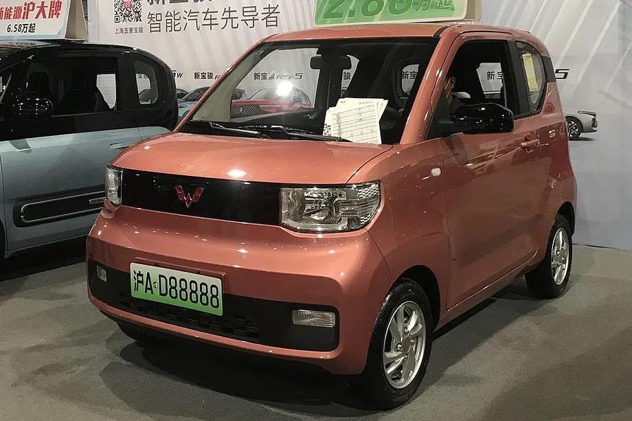 Hong Guang Mini EVs